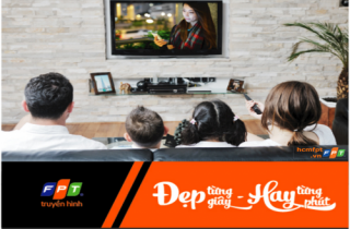 Đăng kí dịch vụ truyền hình FPT HD giá rẻ